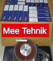 "Mee Tehnik : KINIK Diamond & CBN Wheels D 500 6"""
