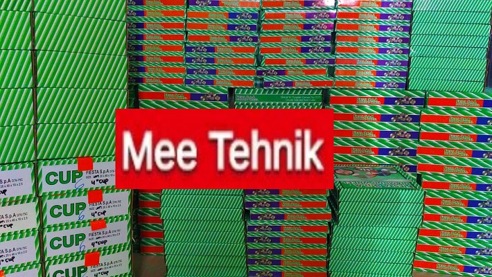 Mee Tehnik : Diamond Wheel FIESTA