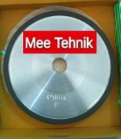 Mee Tehnik : Diamond Wheel Fiesta 6 inch P-Tebal
