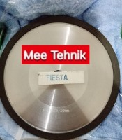"Mee Tehnik jual : Diamond Wheel FIESTA type 8"" PLATE"