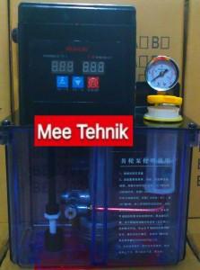 Mee Tehnik jual :   Pompa oli otomatis untuk pelumas mesin-mesin pabrik/industri merk NUHUN